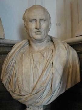 西塞罗 Marcus Tullius Cicero
