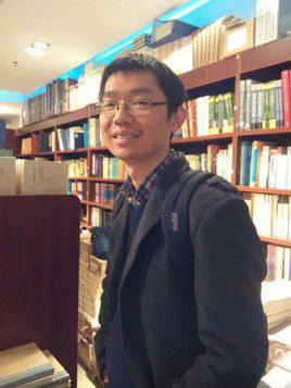 仇鹿鸣 Qiu Luming