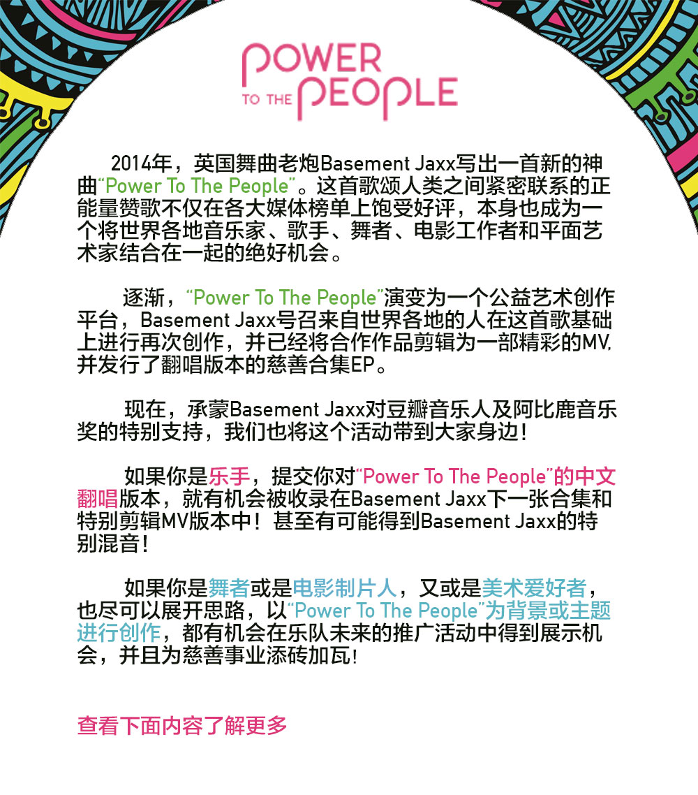 Power To The People.fm的海报图