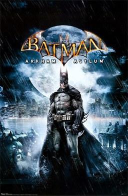 蝙蝠侠:阿卡姆疯人院 Batman: Arkham Asylum