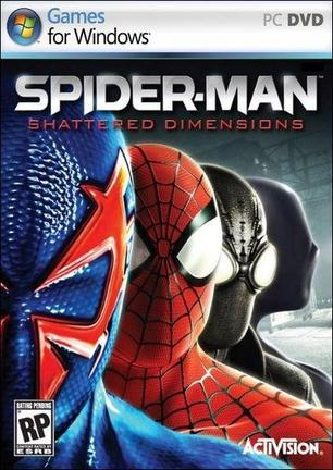 蜘蛛侠:破碎维度 Spider-Man: Shattered Dimensions