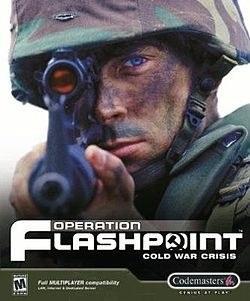 闪点行动:雷霆救兵 Operation Flashpoint: Cold War Crisis