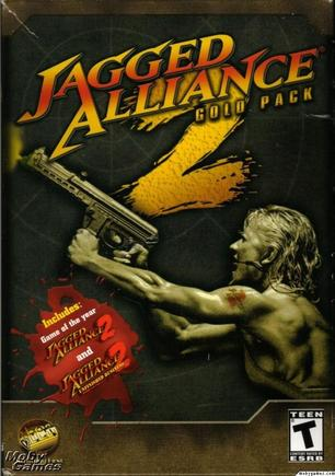 铁血联盟2 Jagged Alliance 2