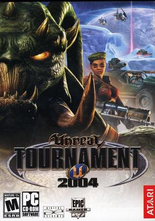 虚幻竞技场2004 Unreal Tournament 2004