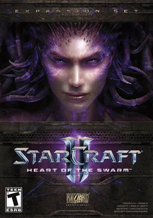 星际争霸Ⅱ:虫群之心 StarCraft II: Heart of the Swarm