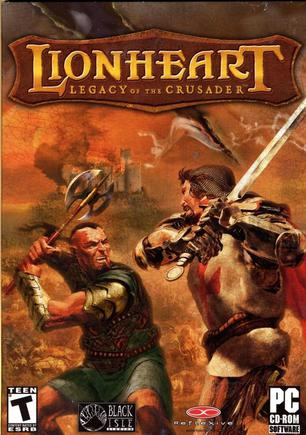 狮心王:十字军的遗产 Lionheart: Legacy of the Crusader