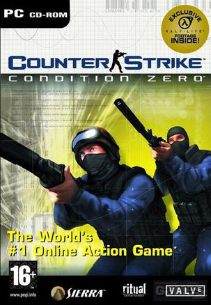 反恐精英:零点行动 Counter-Strike: Condition Zero