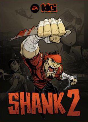 闪客2 Shank 2