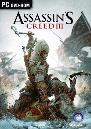 刺客信条3 Assassin's Creed III