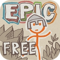 Draw a Stickman: EPIC Free (Android)