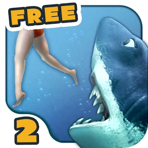 Hungry Shark 2 Free! (Android)