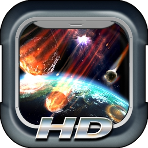 Asteroid Defense Classic (Android)