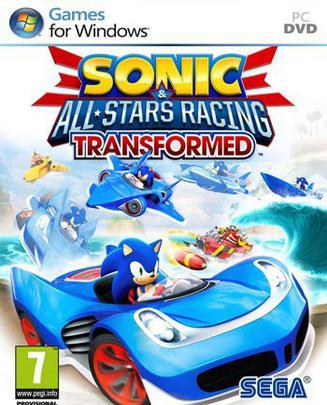 索尼克全明星赛车:变形 Sonic & All-Stars Racing Transformed