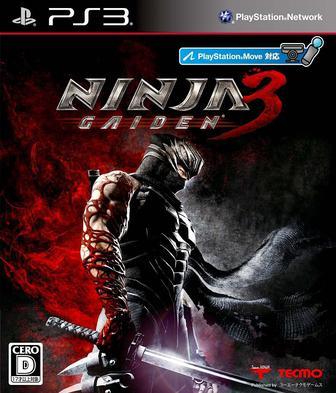 忍者龙剑传3 Ninja Gaiden 3