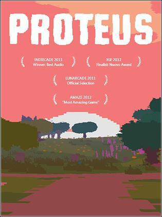 奇异变形 Proteus