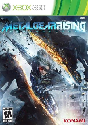 合金装备崛起:复仇 Metal Gear Rising: Revengeance