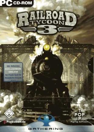 铁路大亨3 Railroad Tycoon 3