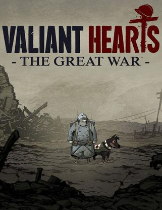 勇敢的心:世界大战 Valiant Hearts: The Great War