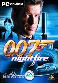 007:夜火 007: Nightfire