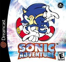 索尼克大冒险 Sonic Adventure