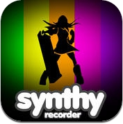 Synthy - FREE Synth Recorder (iPhone / iPad)