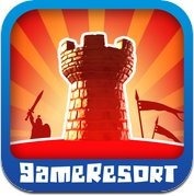 Castle Warriors (iPhone / iPad)