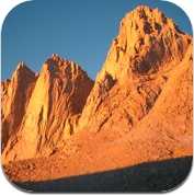 John Muir Trail Map (iPhone / iPad)