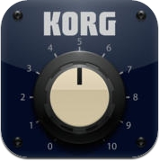 KORG iPolysix for iPad (iPad)