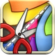 Paper Fun: Cut & Paste Lite (iPad)