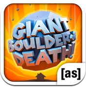 Giant Boulder of Death (iPhone / iPad)