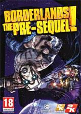 无主之地:前传 Borderlands: The Pre-Sequel!