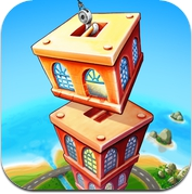 Tower Bloxx Deluxe 3D (iPhone / iPad)