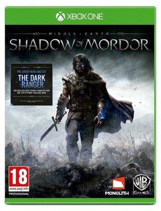 中土世界:魔多之影 Middle-earth: Shadow of Mordor