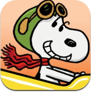 Snoopy Coaster (iPhone / iPad)