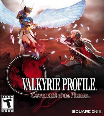 北欧女神:负罪者 Valkyrie Profile: Covenant of the Plume