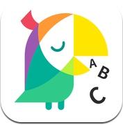 叽里呱啦-幼儿英语ABC儿童口语早教启蒙 (iPhone / iPad)