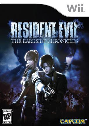 生化危机:暗黑编年史 Resident Evil: The Darkside Chronicles