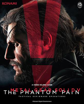 合金装备索利德5:幻痛 Metal Gear Solid V: The Phantom Pain