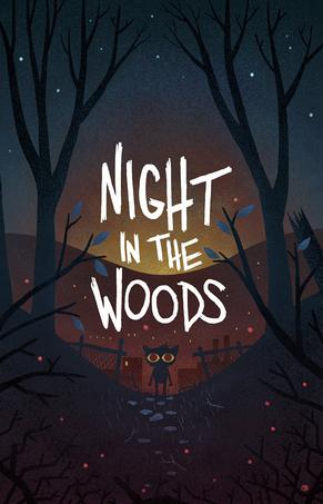 林中之夜 Night in the Woods