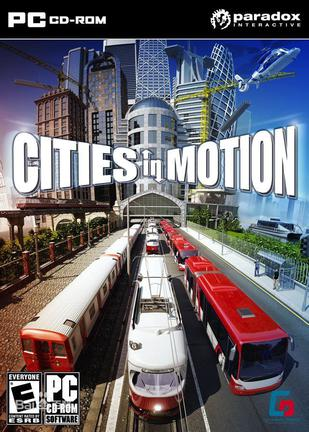 都市运输 Cities In Motion
