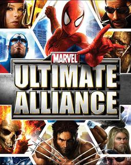漫威终极联盟 Marvel Ultimate Alliance