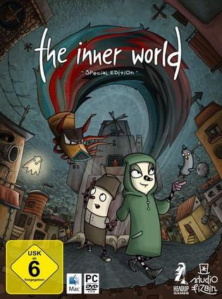 地心世界 The Inner World