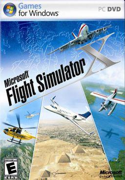 微软模拟飞行X Microsoft Flight Simulator X