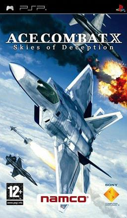 皇牌空战X:诡影苍穹 Ace Combat X: Skies of Deception