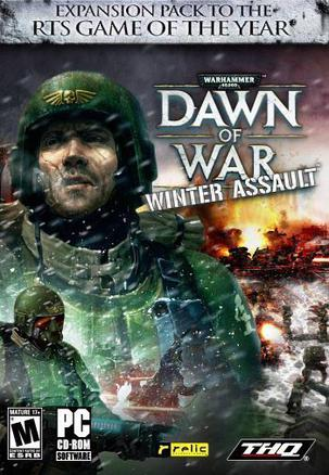 战锤40k:战争黎明—冬季攻势 Warhammer 40000: Dawn Of War - Winter Assault
