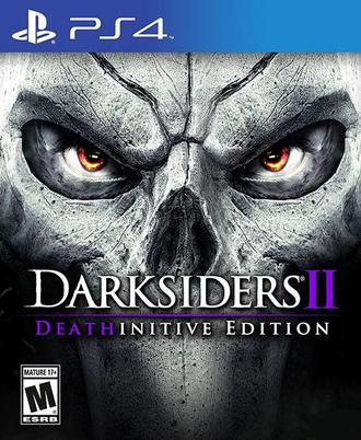 暗黑血统2 终极版 Darksiders II Deathinitive Edition