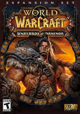 魔兽世界:德拉诺之王 World of Warcraft: Warlords of Draenor