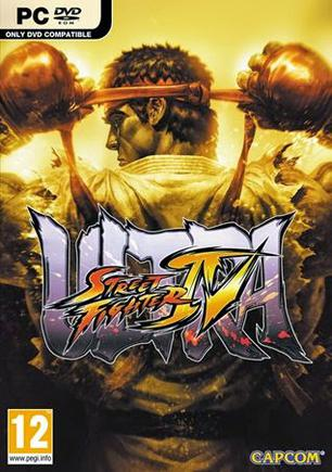 终极街头霸王4 Ultra Street Fighter IV