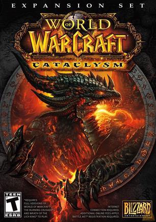 魔兽世界:大地的裂变 World of Warcraft : Cataclysm