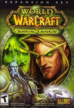 魔兽世界:燃烧的远征 World of Warcraft: The Burning Crusade